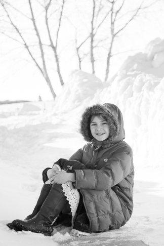 Snow and Portraits-1